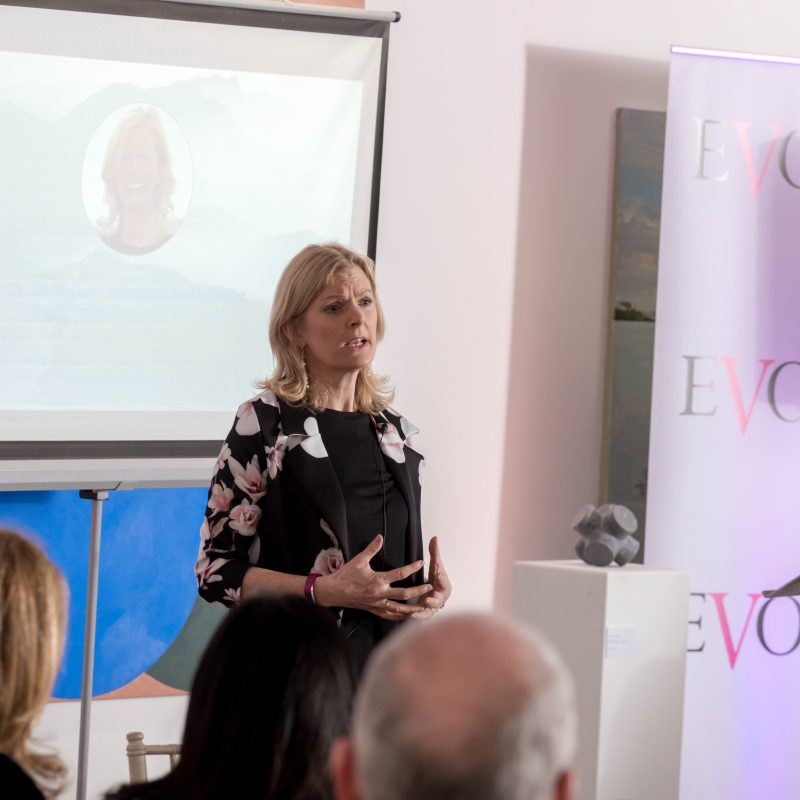 Keynote Speaking Jill Walker Executive Psychologist & Coach Dublin Ireland life work get success executive coaching clients 4th March 2020. IAPI_International Womens Day_Female Futures Fund. Photo: Aidan Oliver