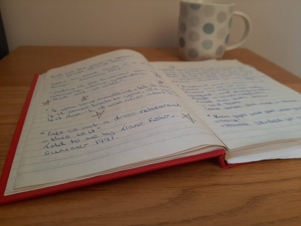 Diary, quotes, quotations
